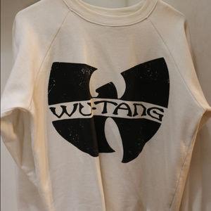 Wu Tang sweatshirt